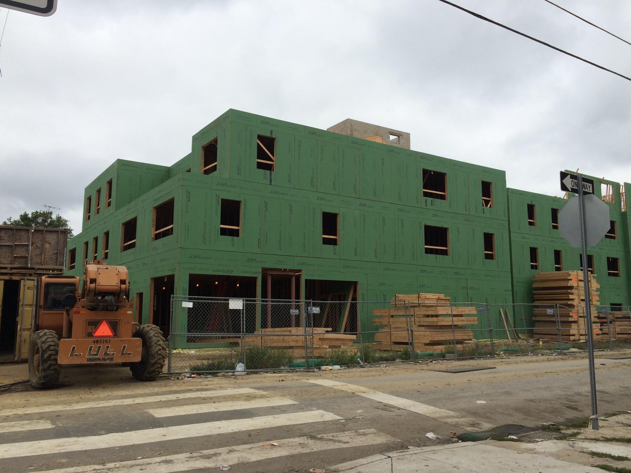 Photo Update – Wynne Senior Residences (Wynne Ballroom)