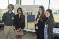 BME Students awarded at First Step Challenges Symposium