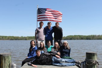 Spring Retreat: Hack's Point, Maryland