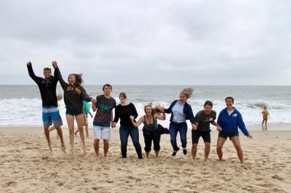 Fall Retreat 2016: Ocean City Maryland