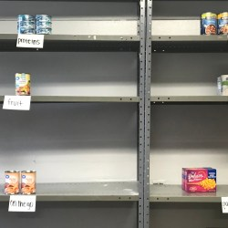 Student Pantry to open, seeks donations for students in need