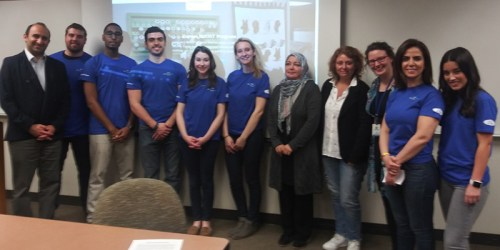 MBA student project teams with nonprofit to create opportunities for women