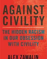 'Civility' has a racist past, professor argues in new book argues