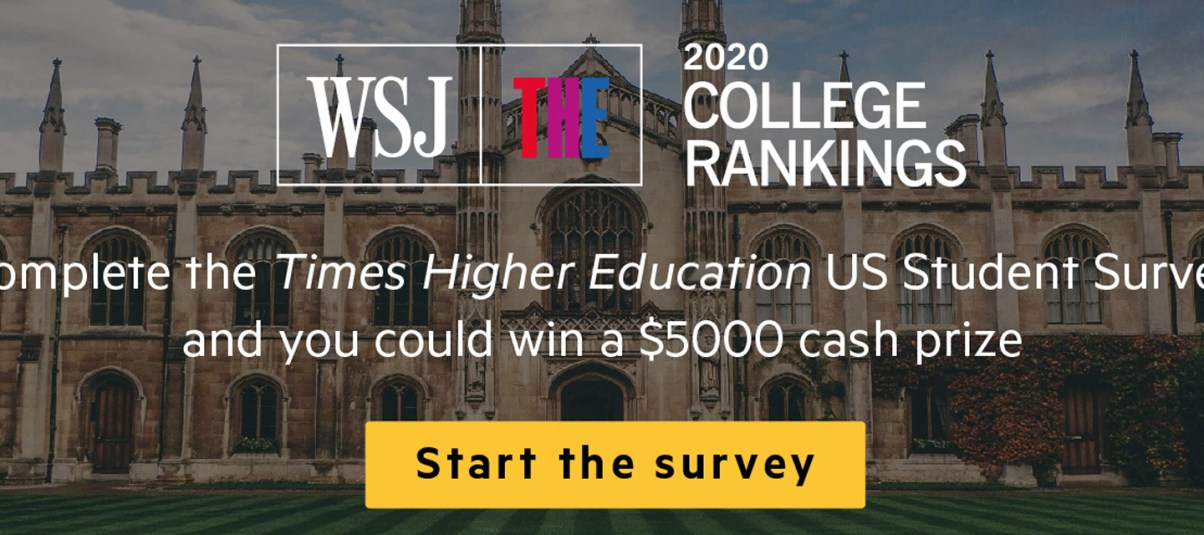 Win $5,000 with easy student survey
