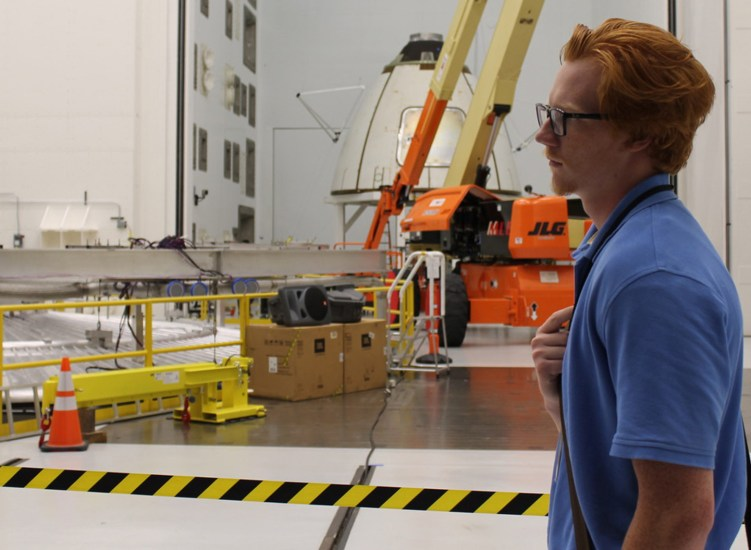 Student's research leads to opportunity at NASA