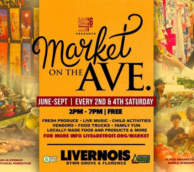 Live6 Alliance's MarketOnTheAVE