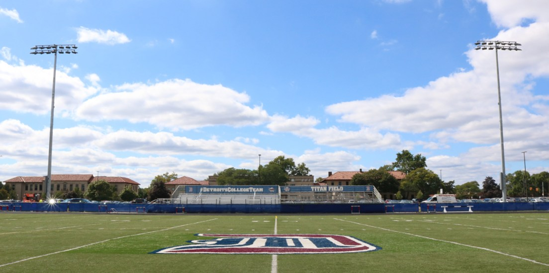 Lights — and night games — return to Titan Field