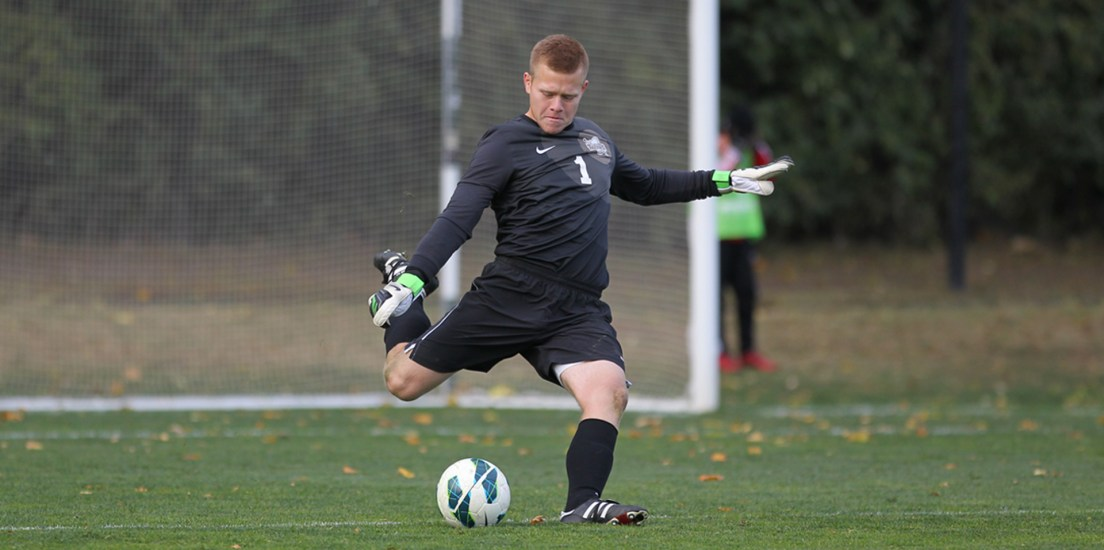 Get to Know: Nathan Steinwascher '14, '16, knows a thing or two about goals