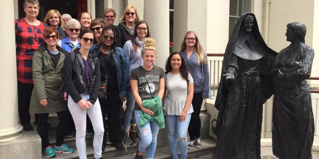 A trip to the Ireland of Catherine McAuley