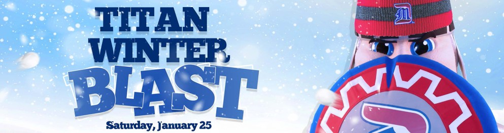 Titan Winter Blast header