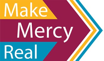 Sisters of Mercy Make Mercy Real graphic