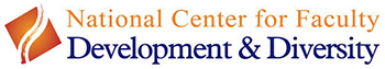 National Center for Faculty Development and Diversity (NCFDD) logo