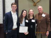 Outstanding Poster award: Medical Student Leadership and Interdisciplinary Structure at Community Based Clinic Cassell, Anna; Gregerson, Celestine; Ward, John J.; Samuelson, Wayne