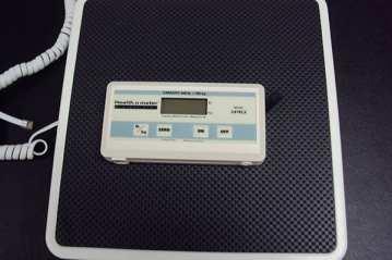 Health-o-Meter Professional Digital Scale