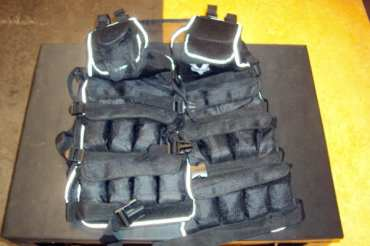 Valeo Weighted vest (up to 40 lbs)