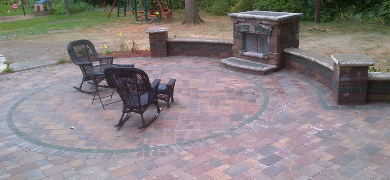 choose a brick paver patio for your