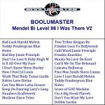 Mendel Bi Level 2 playlist