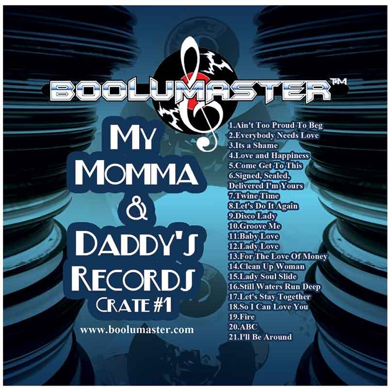 Momma Daddy 1 playlist