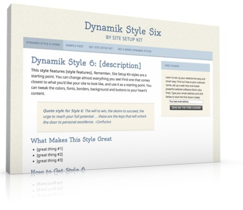 Dynamik Style 6