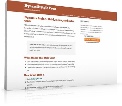 Dynamik Style 4