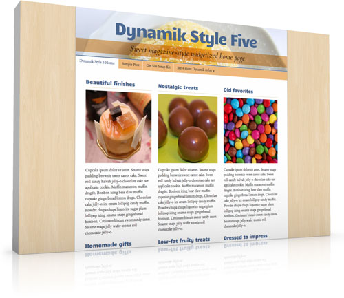 Dynamik Style 5