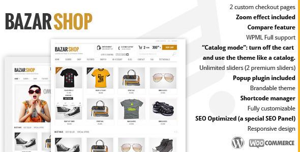 bazarshop ecommerce