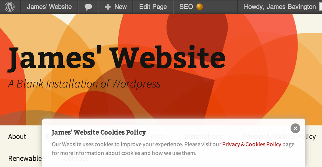 wp-cookie-banner