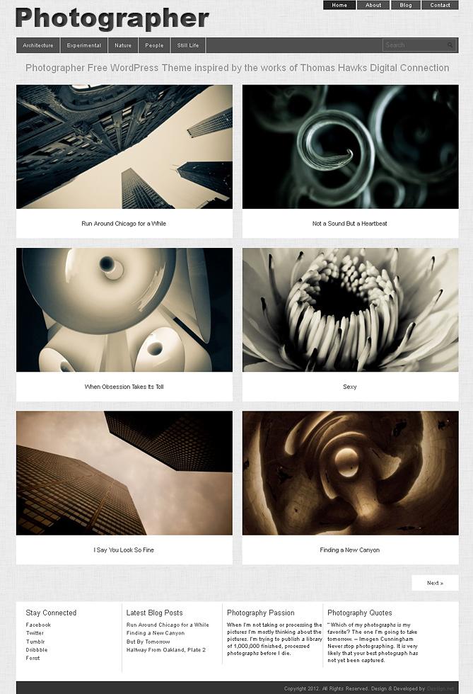 photographer-theme