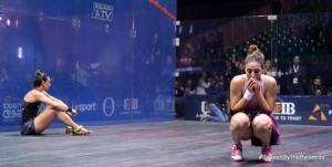 Monde Féminin + Egyptian Open: Grosse déception…
