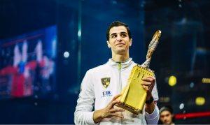 Qatar: Ali Farag 3-1 Paul Coll