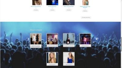 Создание сайта singerpearl.ru (5)