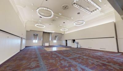 Hotel Henry Towers Ballroom 3D Model