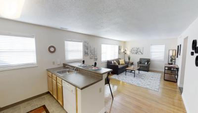 Collegiate Village 2 Bedroom / 2 Bathroom