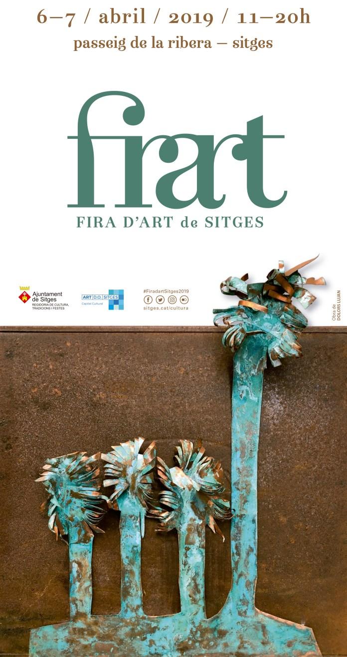 cartell fira art sitges 2019