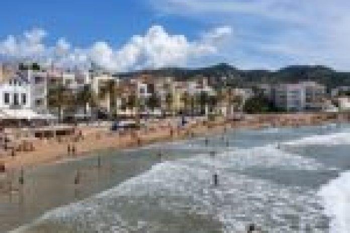 Acto final de campaña de Ciutadans en Sitges