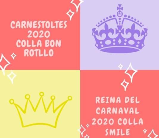 colles carnaval sitges 2020