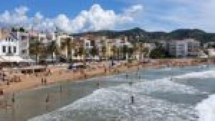 playas sitges 2019