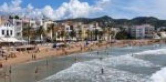 Feria de atracciones de Fiesta Mayor
