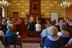 Visita Gent Gran Seu d'Urgell