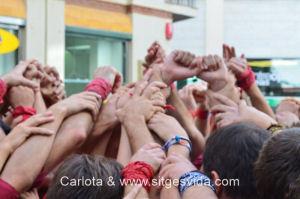 Castellers Jove de Sitges