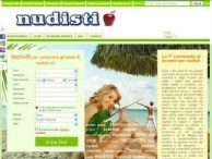 incontri nudisti home page