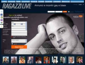 Incontri gay Ragazzilive