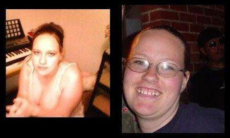 prima e dopo il ritocco