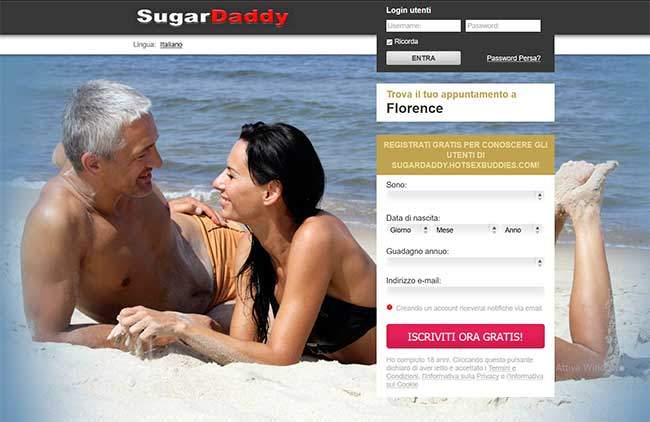 Sugardaddy incontri