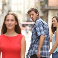Quando il tuo uomo guarda altre donne
