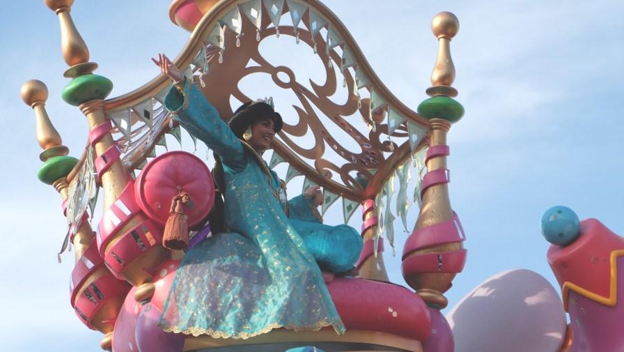 Pretty Princess Jasmine