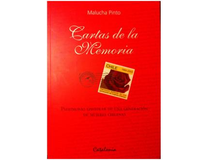 Libro Cartas de la memoria