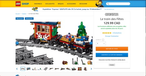 Play On Lego