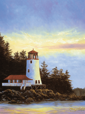 """""""Rockwell Lighthouse"""""""