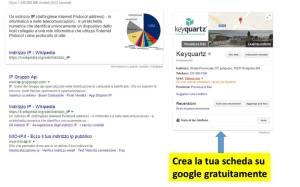 Come far trovare la tua attività su google e google maps anche senza un sito web o blog
